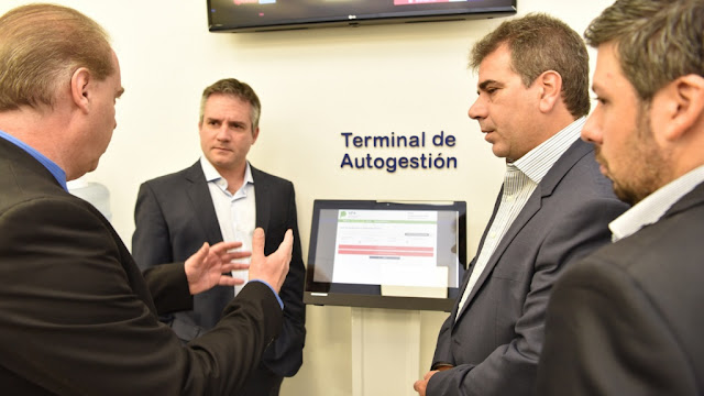 Ritondo inauguró la nueva planta verificadora de Morón con tecnología de punta y digitalización del trámite