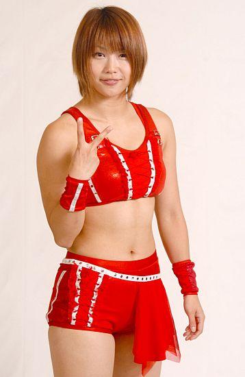 joshi puroresu star, Ayumi Kurihara
