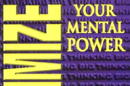 Maximize Your Mental Power Ebook