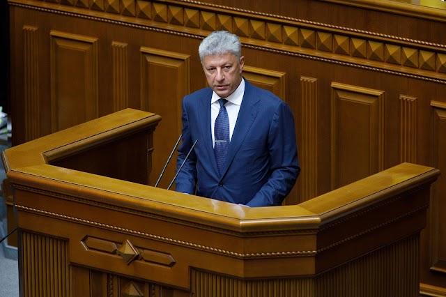 Юрій Бойко: Влада відмовилася від обіцянок, даних виборцям, і тому повинна піти у відставку