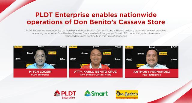 PLDT Enterprise Gizmo Manila