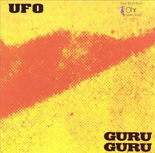 Guru Guru - Ufo (1970)