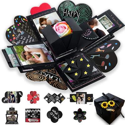 Wanateber Creative Explosion Gift Box