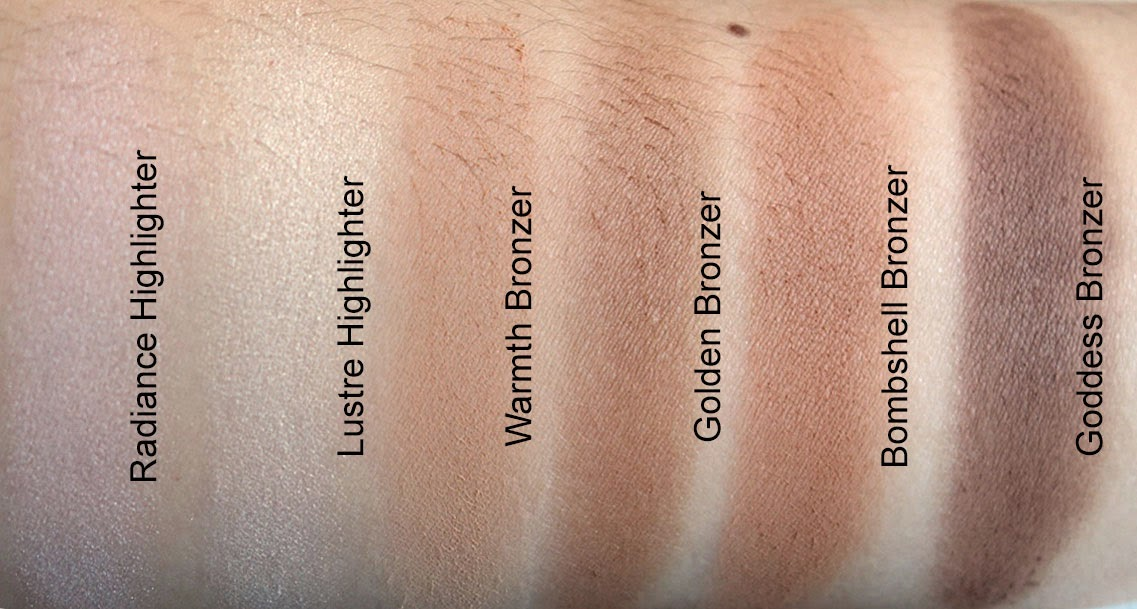 Lethal Glam: First Look at Ulta Contour Kit - Review & Swatches