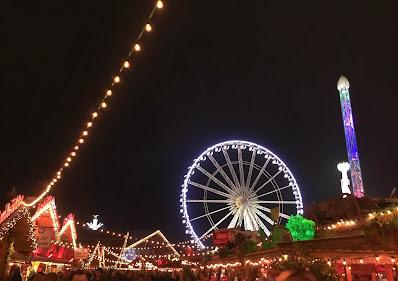Hyde Park's Winter Wonderland