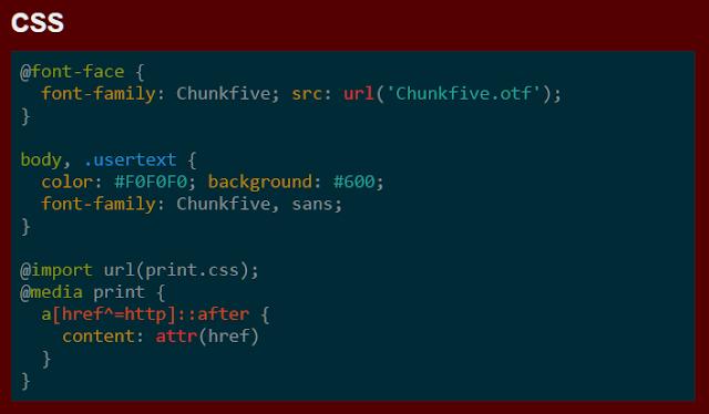 highlight-js-demo-網頁使用程式碼高亮的最佳作法及推薦外掛