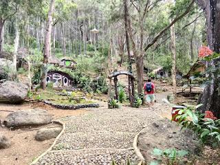 Taman Hobbit Mangunan