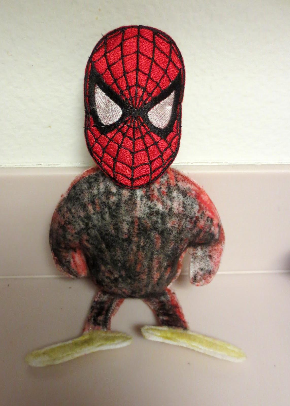 Spider Man Disguise Tom Turkey