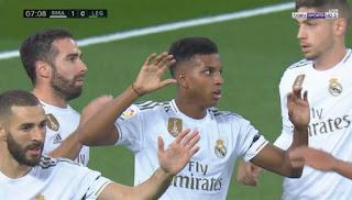 اهداف مباراة ريال مدريد وليجانيس (5-0) الدوري الاسباني