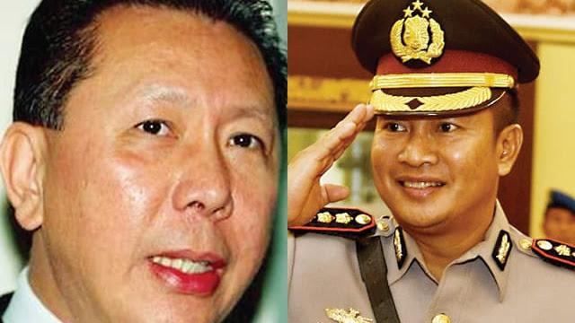 Terseret Kasus Tjoko Tjandra, 2 Jenderal Polri Ini Ternyata Minta Jatah 3 Miliar