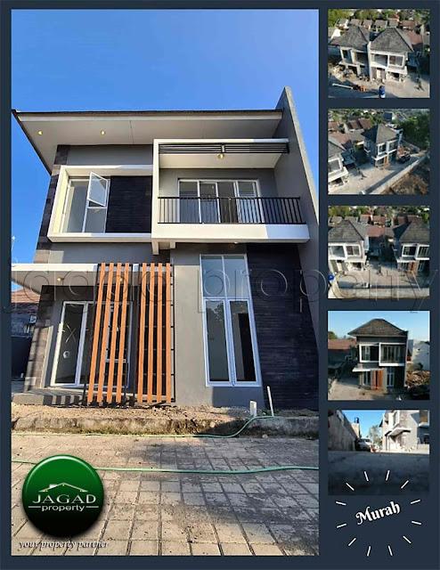 Rumah dalam Cluster dekat Kampus UKRIM Jogja
