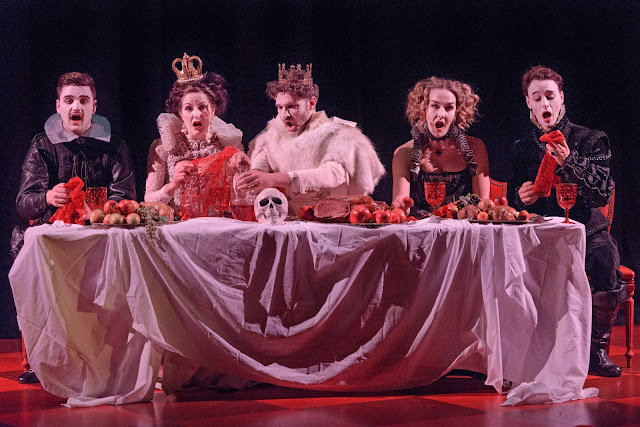 Handel: Rodelinda - Cambridge Handel Opera Company, 2018