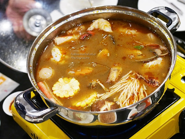 Spicy all-time favourite Tom Yum Broth