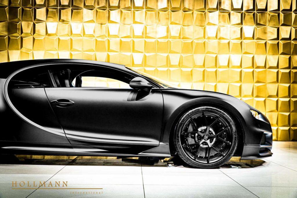 Bugatti Chiron Noire cực hiếm được hét giá hơn 100 tỷ