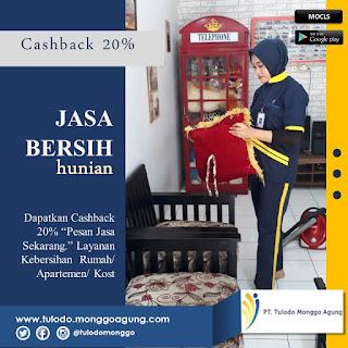 Cashback Promo MOCLS