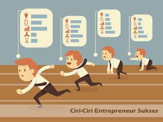 ciri ciri entrepreneur