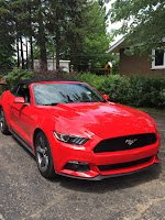 My 2016 Ford Mustang.
