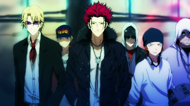 K-Project BD Episode 1-13 Subtitle Indonesia