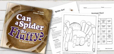 A picture book and kids activity pages