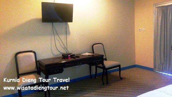 gambar fasilitas kamar VIP room di hotel dqiano dieng