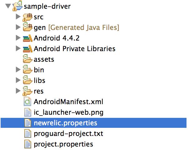 Nostra Technology: Android Apps Monitoring mengunakan NewRelic