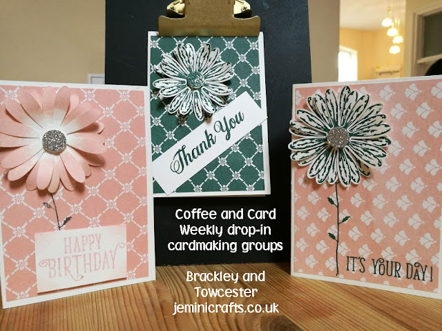 Order Stampin' Up! products through jeminicrafts.co.uk