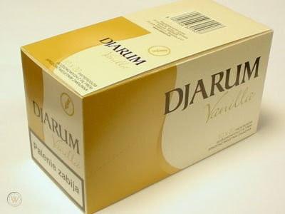 Djarum Vanilla (Vanilya) Kretek Sigara İncelemesi