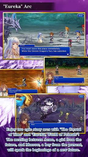 FINAL FANTASY DIMENSIONS II APK OBB