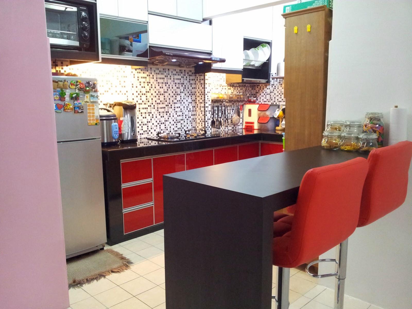 Wall Cabinet 3g With Elba Hood Rm 2 800 00 Laminate Formica Kaunter Bar