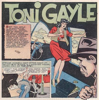 'Meet Toni Gayle' in YKC v1 #1
