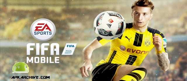 FIFA Mobile Futbol v14.1.01 APK oyun indir