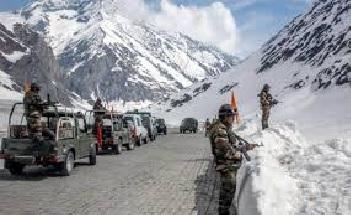 लद्दाख के दस पेट्रोलिंग प्वाइंट पर चीन क़ाबिज़! भारत की सेना को गस्त से रोका गया