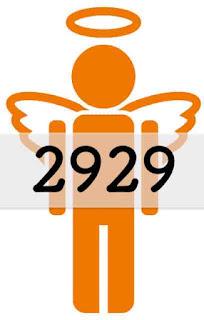 エンジェルナンバー 2929