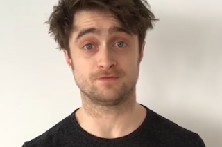 The Old Vic: Daniel Radcliffe's message