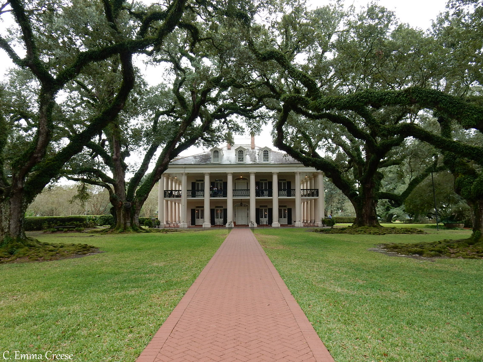 Oak Alley Plantation Louisiana Roadtrip US History Adventures of a London Kiwi