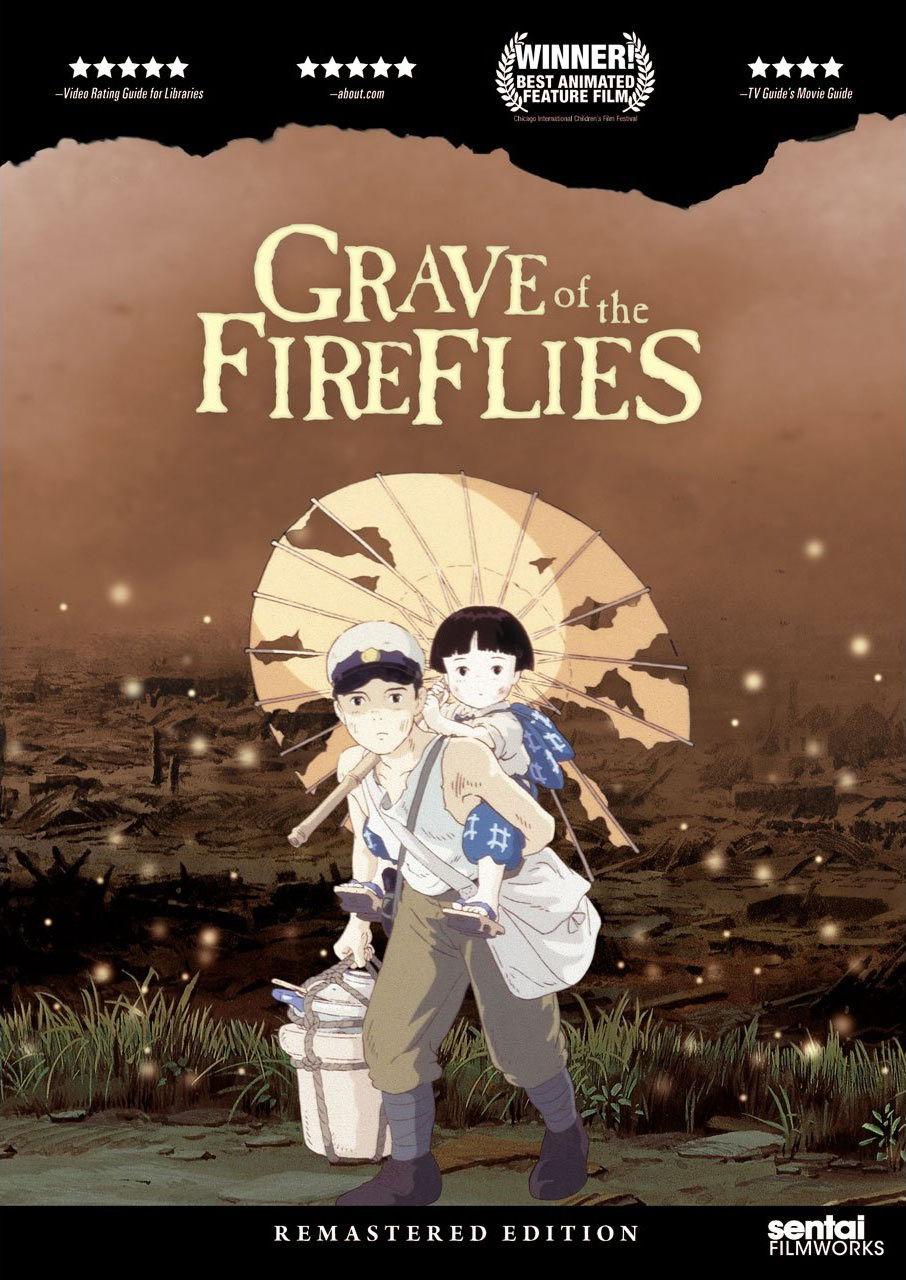 Anime |La Tumba de las Luciérnagas|BDRip, Drama, Cosas de la vida, | Anime Online | Anime Mega |Pelicula||Live Action|