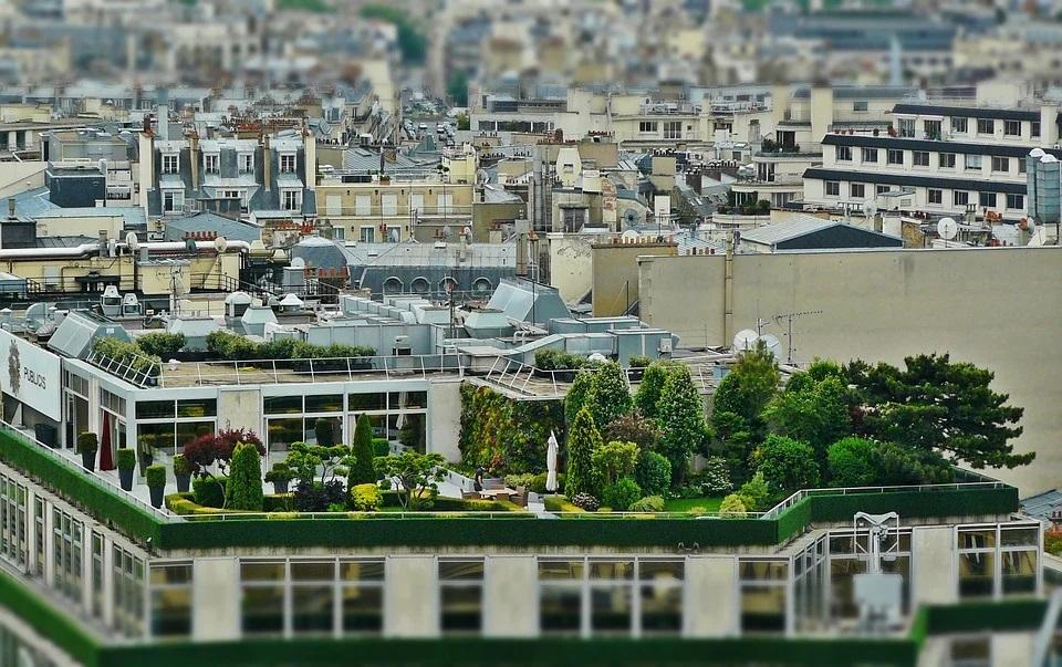 tetto giardino-architettura-sostenibilità