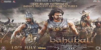 Download Film Baahubali: The Beginning 2015 Bluray Subtitle Indonesia