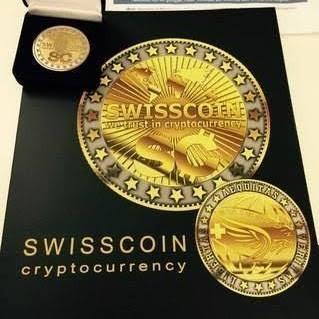 Swisscoin information