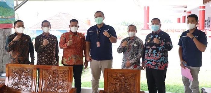 Sediakan Vaksinasi Covid-19, Nanang Apresiasi PT. Angkasa Pura II