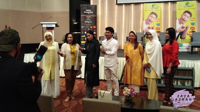 Press release Program Infaq Ramadan 2021 Putra Amaris