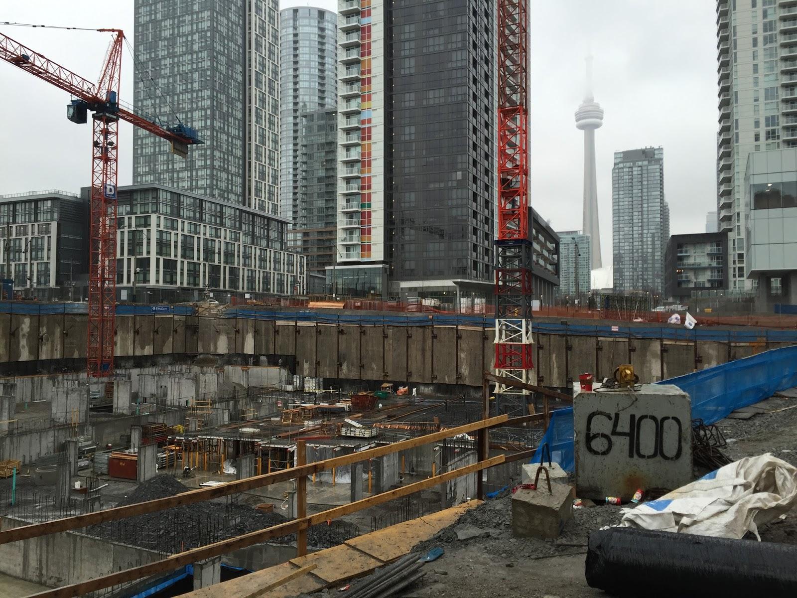 Peikko Canada's Blog: Ellisdon Uses Peikko Stud Rail on