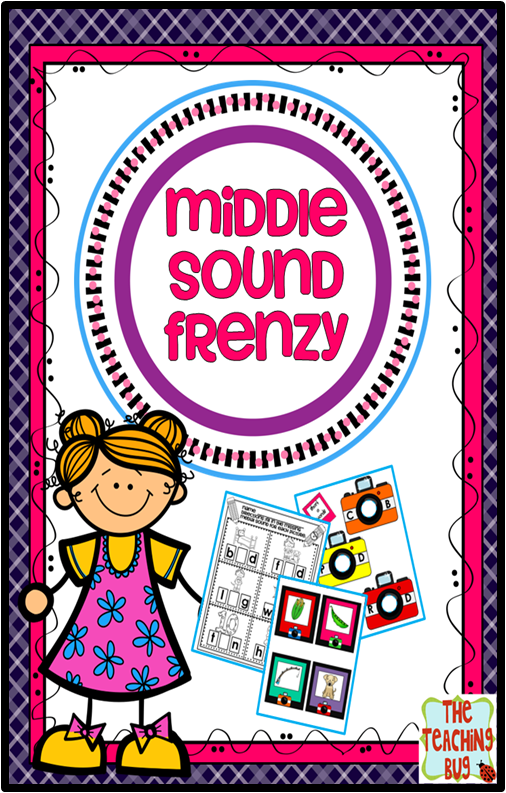 http://www.teacherspayteachers.com/Product/Middle-Sound-Frenzy-Working-on-Medial-Sounds-1290239