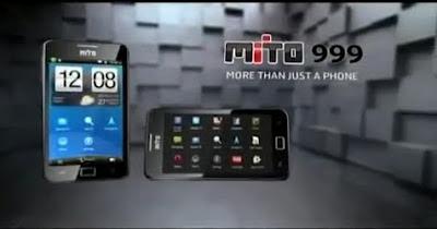 Harga dan Spesifikasi MiTO Mini Tablet Terbaru