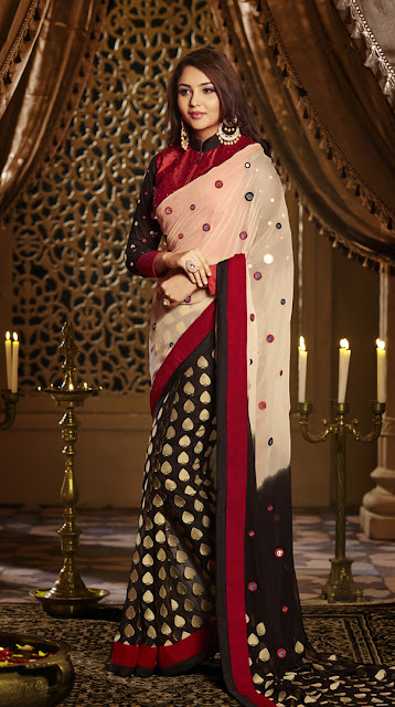 Designer Bollywood Sarees, Replica Bollywood Sarees 2017-IndianRamp.com.jpg