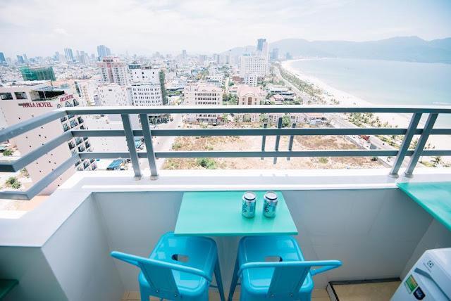View của căn hộ chung cư