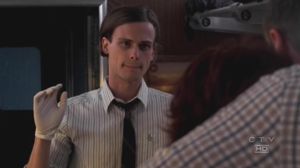 The Angst Report : Summer of Spencer: Reid in Season One Part 1