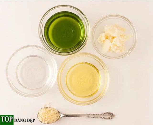 """DIY: Tự chế kem dưỡng ẩm toàn thân tại nhà """"siêu dễ"""""""