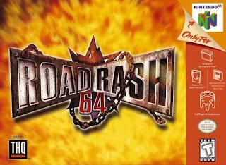 Jogue Road Rash 64 Nintendo online grátis