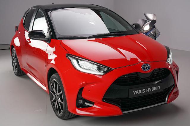Desain Toyota Yaris 2020 Terbaru